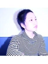 ロベック モトヤマ(Lobec MOTOYAMA)青色ハイショート