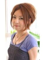パーフェクトビューティーイチリュウ(perfect beauty ichiryu)かっこよさと、かわいさをMIXした上品なボブスタイル