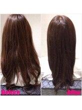 美髪サロン ソラシア(SOLECIA)カット+カラー+トリートメント 9,800円