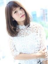 アグ ヘアー デフィ 山形桜田店(Agu hair defi)ツヤさら×ノームコア☆似合わせセミディ
