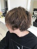 ディーバ ヘアーデザイン(Diva Hair Design)メンズ パーマ