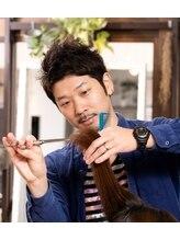ヘアーアトリエ アルバ(hair atelier alba)宇賀神 和之