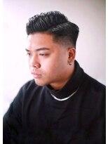 73 バーバー フェード stylist稲田