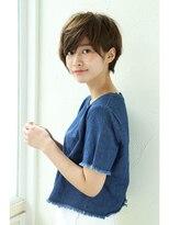 【Un ami】大人かわいい・小顔ショート 松井 幸裕
