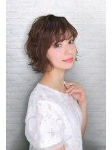トップヘアー ベイエリア店(TOP HAIR)バッサリチェンジ・ショートボブ