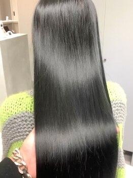 アンルポン 天満橋(un le pont)の写真/【天満橋駅徒歩1分】一人一人の悩みに応じたトリートメントが充実!髪質改善サロンで美髪になろう★