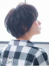 アーサス ヘアー デザイン 上越店(Ursus hair Design by HEAD LIGHT)バランスショート