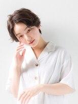 ベック ヘアサロン(BEKKU hair salon)ハンサムショート☆ゆるくしゃパーマ
