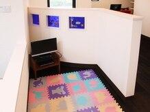 美容室 ジユウノメガミ(Jiyuno megami)の雰囲気(キッズスペースもご用意しています♪)