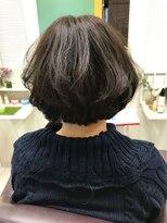 ヘアーサロン ピクニック(hair salon Picnic)ショートボブ