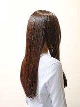 ヘアーデザインガーデニア(hair design Gardenia)艶髪ストレート【赤羽 赤羽岩淵 ガーデニア】