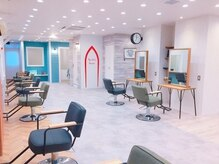 アグ ヘアー ビーコン 長野東和田店(Agu hair beacon)の雰囲気(こだわり抜かれた空間。癒しのサロンtimeを。)