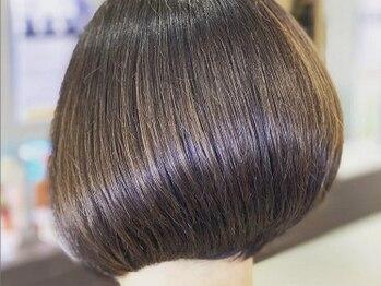 美容室セイブ 小平駅前プラザ店(Seibu)の写真/シルキーカット認定スタイリストが髪のお悩み解決致します☆乾かすだけで艶やかに丸く収まるシルエットに。