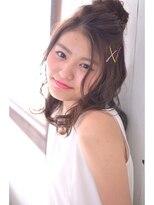 【girly☆】簡単おだんご