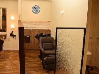 キートスヘアー(Kiitos Hair)の写真/北欧テイストの温かみあるとっておきのプライベートサロン。ナチュラルで品のあるスタイルならココ[高円寺]