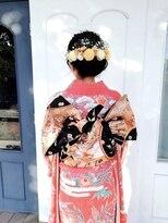 袴&振袖※卒業式&成人式スタイル45