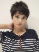 ヘアーサロン ノーヴェトウキョウ(Hair Salon Nove Tokyo)<Nove>小顔に見えるヌーディフレンチショート