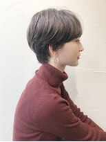 ニュートラル ドア(NEUTRAL DOOR)【NEUTRAL DOOR 岩田】シンプルナチュラルショート/サイド