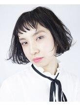 カムジーヘッド(COMEGHEAD)黒髪×ボブ×ショートバング【熊本/南区/平成/南熊本】