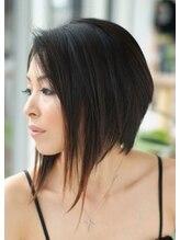モトヤマ ヘアー(Motoyama Hair)エレガンスボブ