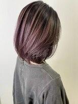 ソース ヘア アトリエ 京橋(Source hair atelier)【SOURCE】ピンクバレイヤージュ