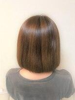ヘアリゾート フロム ココ(HairResort fromCoCo)ミディアムボブ