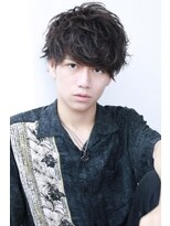 【Story】重め前髪マッシュ