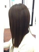 キャメルヘアー(Camel hair)柔らか☆ナチュラル縮毛
