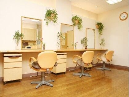 美容室 ジュモー(jumeau)の写真