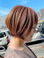 フレア ヘア サロン(FLEAR hair salon)ボブ_大人かわいい_マッシュショート