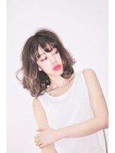 ヘアサロン ケッテ(hair salon kette)hair salon Kette グラデーションカラー*ホイップミディ