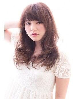 美容室キャンパス 秋田駅前店の写真/優しげな雰囲気もCOOLな印象も◎毛先までまとまる似合わせスタイルに!!伸ばしかけもOK。