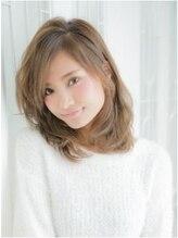 ヘアーメイク ガヤ(hair make Gaya)大人っぽいけどかわいい巻き髪スタイル