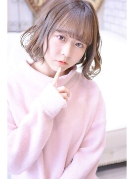 メイズ(MAZE)【メイズ・東中野】ふんわりカールボブ