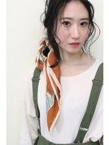スノウ(SKNOW)スカーフアレンジ★yumiko