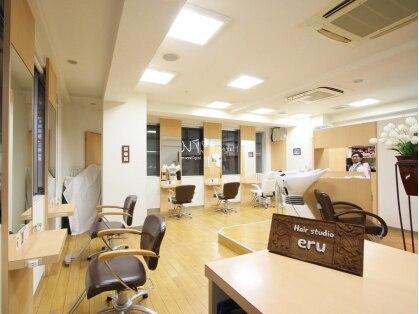 ヘアスタジオ エル(Hair studio eru)の写真