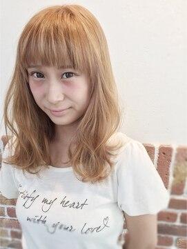外人風ハイトーンカラー☆:L0020...