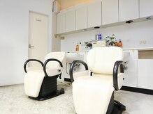 ポライト美容室の雰囲気(心地良いシャンプーをご堪能ください♪)