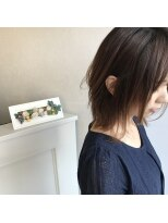 【LIEN by key】秋冬トレンド?ウルフレイヤー
