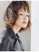 アメリ 武蔵小杉店(Ameri Total Beauty)切りっぱなしレイヤーボブ