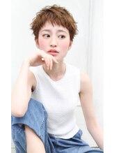 ヨファ ヘアー(YOFA hair)短め前髪イメチェンショート 0603