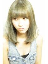 ベルシック ヘア サロン(BELCHIC hair salon)[BELCHIC]ノーブルなサラストレートヘアー☆