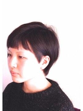 ヘアーカーブ(haircarve)haircarve春☆ツーブロック・シンプルショート
