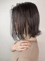 ベージュグレー,色持ち1ヶ月,ブリーチなし/髪質改善