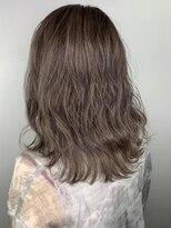 ソース ヘア アトリエ 京橋(Source hair atelier)【SOURCE】ラテグレージュ