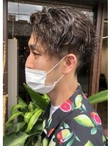 コレット ヘアー 大通(Colette hair)ash ☆ brown
