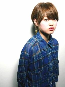 ポートレイト ヘアーデザイン(PORTRAIT hair design)の写真/ボブ・ショートが得意なPORTRAIT!!バランス感抜群のCUT技術と再現性で「伸びてきても扱いやすい」Styleへ★
