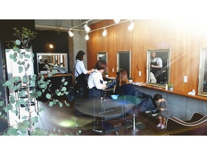 オーガニックヘアカラーベベ (ORGANIC HAIR COLOR BEBE)の写真