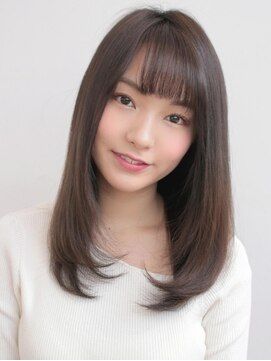アグ ヘアー ドレス 喜久田店(Agu hair dress)《Agu hair》おとなヘルシーミディアム