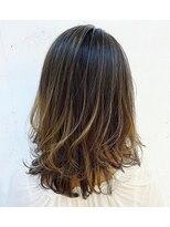 センスヘア(SENSE Hair)美髪大人ハイライトミディアム♪